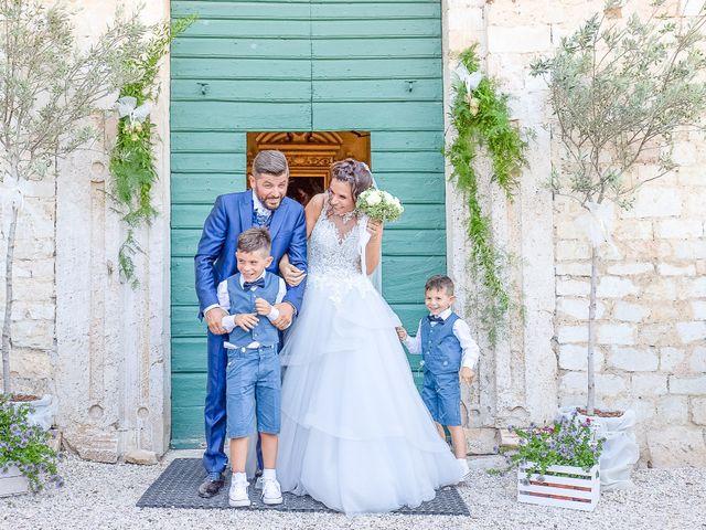Il matrimonio di Guido e Lorenza a Scheggino, Perugia 28