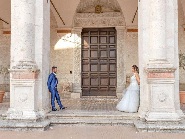Il matrimonio di Guido e Lorenza a Scheggino, Perugia 37
