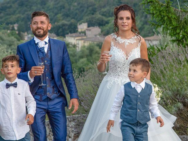 Il matrimonio di Guido e Lorenza a Scheggino, Perugia 40