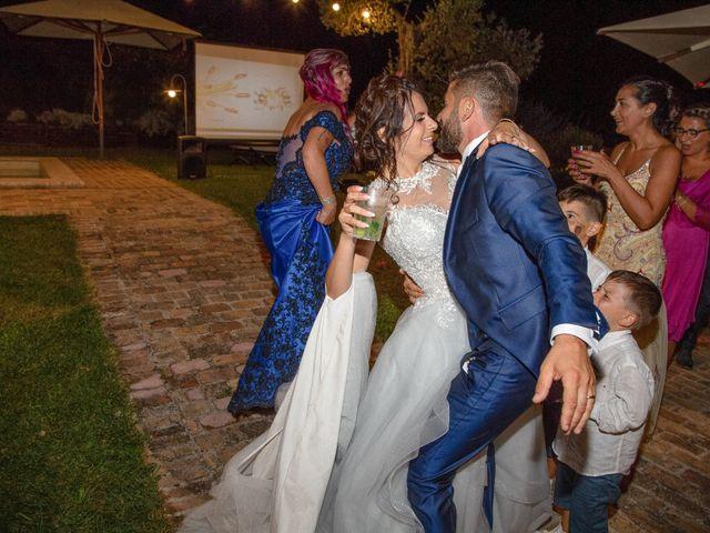 Il matrimonio di Guido e Lorenza a Scheggino, Perugia 58