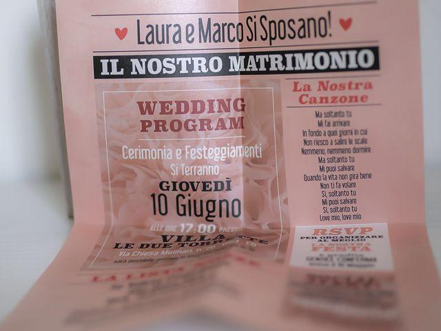 Il matrimonio di Marco e Laura a Erba, Como 10