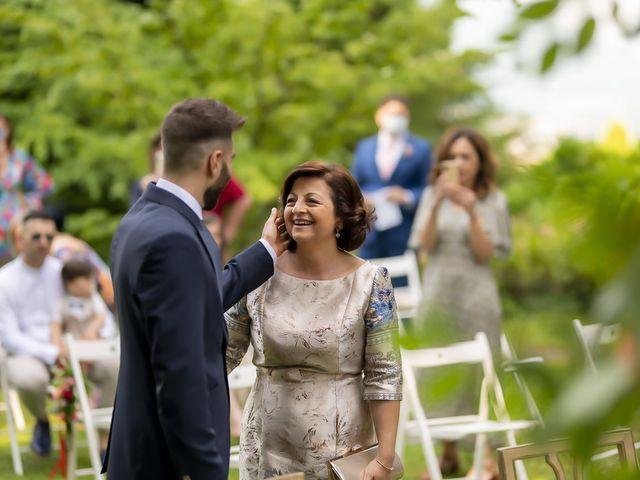 Il matrimonio di Marco e Laura a Erba, Como 18