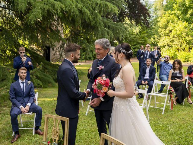 Il matrimonio di Marco e Laura a Erba, Como 21