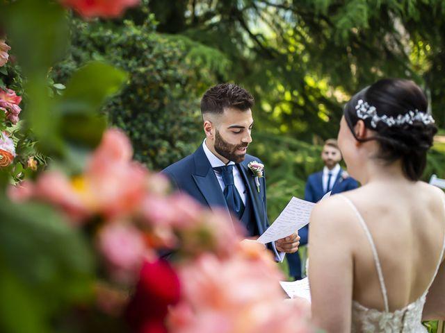 Il matrimonio di Marco e Laura a Erba, Como 25