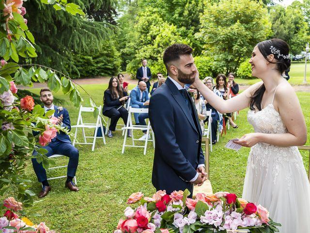 Il matrimonio di Marco e Laura a Erba, Como 26
