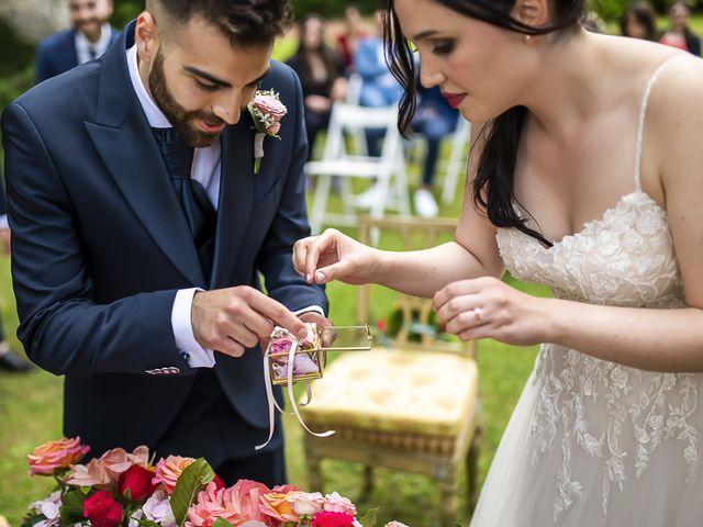 Il matrimonio di Marco e Laura a Erba, Como 27