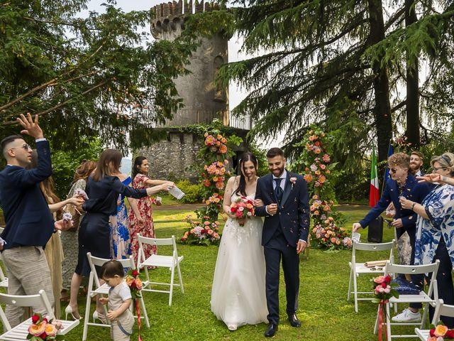 Il matrimonio di Marco e Laura a Erba, Como 30