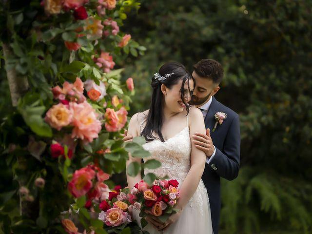 Il matrimonio di Marco e Laura a Erba, Como 32