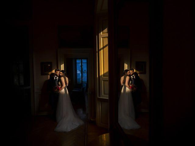 Il matrimonio di Marco e Laura a Erba, Como 1