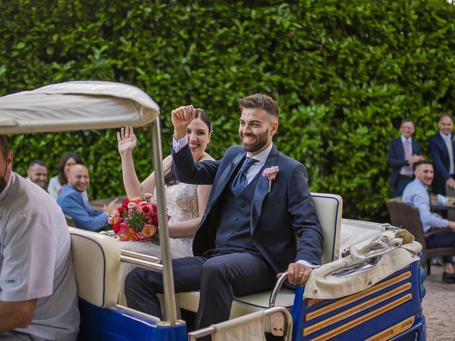 Il matrimonio di Marco e Laura a Erba, Como 44