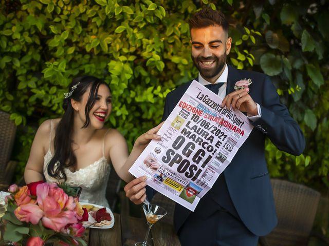 Il matrimonio di Marco e Laura a Erba, Como 49