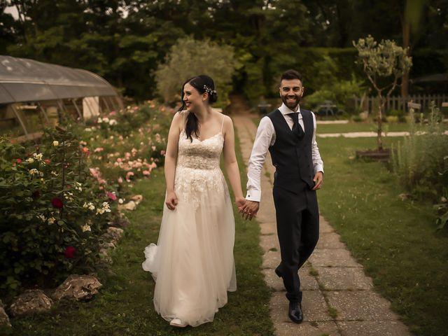 Il matrimonio di Marco e Laura a Erba, Como 50