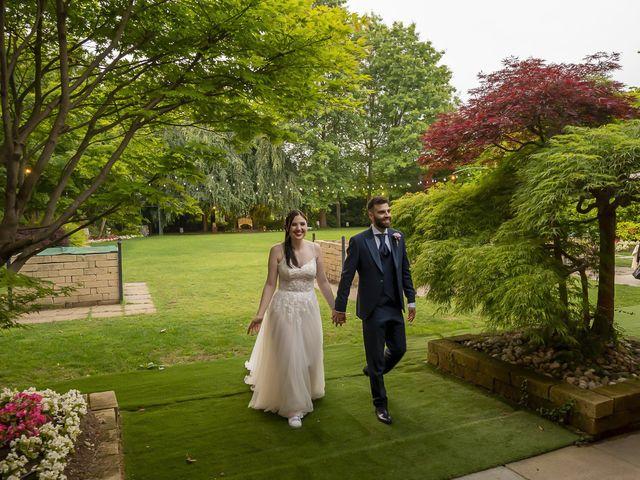 Il matrimonio di Marco e Laura a Erba, Como 55