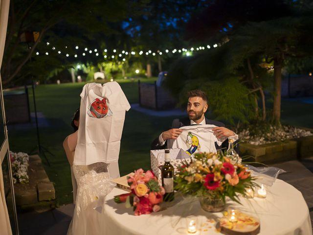 Il matrimonio di Marco e Laura a Erba, Como 62