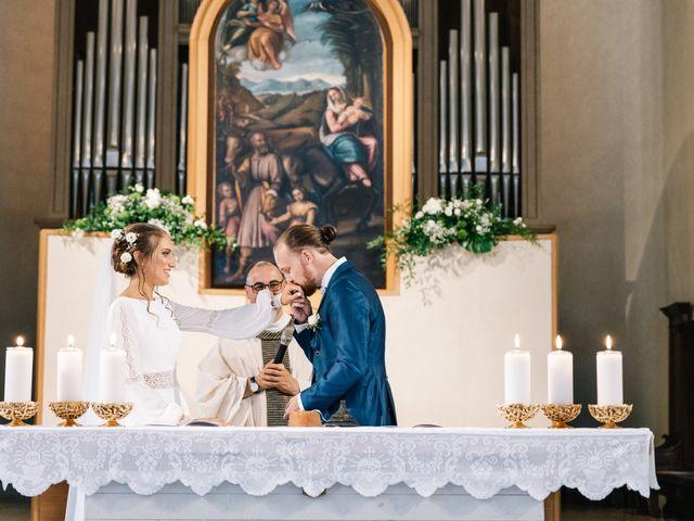 Il matrimonio di Nicola e Francesca a Treviso, Treviso 10