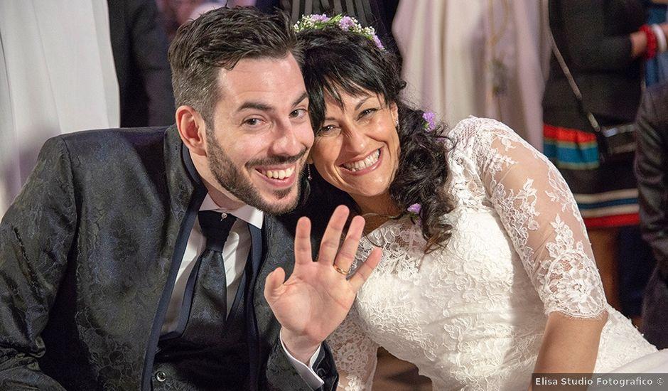 Il matrimonio di Andrea e Roberta a Rosora, Ancona