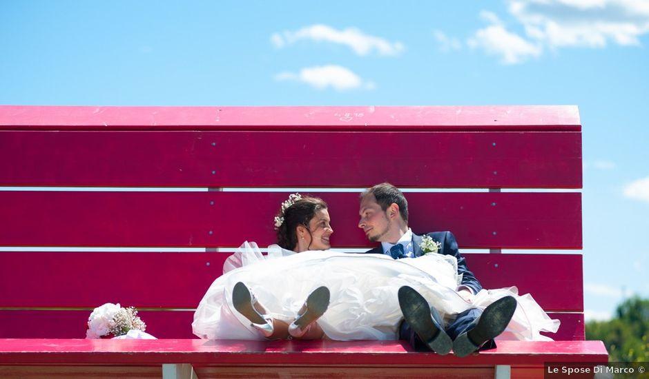 Il matrimonio di Marco e Ilaria a Sala Monferrato, Alessandria