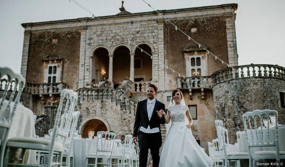 Il matrimonio di Angelo e Annalinda a Conversano, Bari
