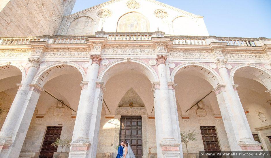 Il matrimonio di Guido e Lorenza a Scheggino, Perugia