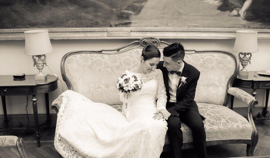 Il matrimonio di Matteo e Erika  a Cagliari, Cagliari
