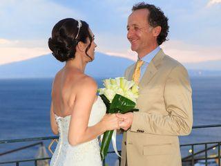 Le nozze di Molly e Franz