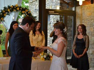 Le nozze di Yuliana e Guido