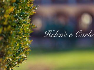 Le nozze di Helenè e Carlo 1