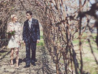 Le nozze di Helenè e Carlo