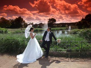 Le nozze di Rebecca e Giuseppe
