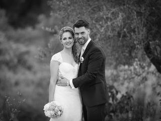 Le nozze di Maria Rosa e Alessio