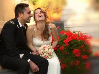 Le nozze di Fiorella e Salvatore