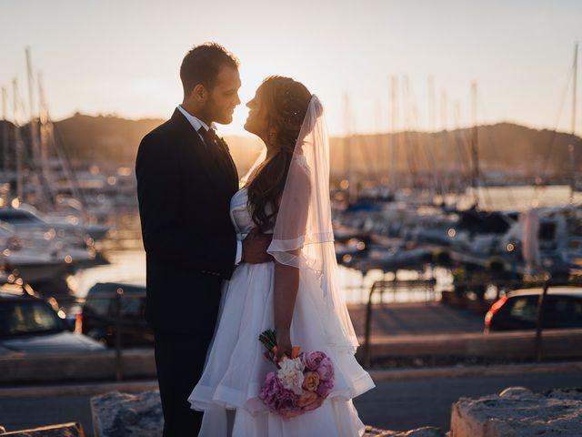 le nozze di Ambra e Aymen