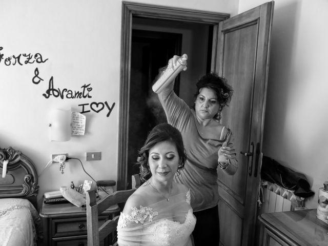 Il matrimonio di Daniele e Valantina a Gubbio, Perugia 12