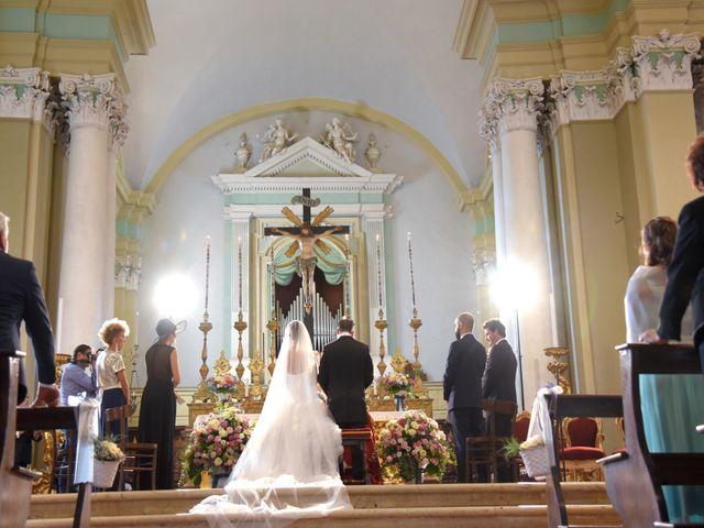 Il matrimonio di Daniele e Valantina a Gubbio, Perugia 20