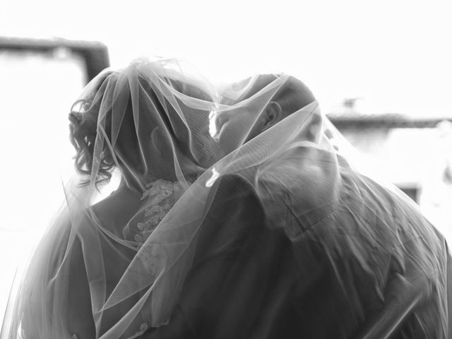 Il matrimonio di Daniele e Valantina a Gubbio, Perugia 24