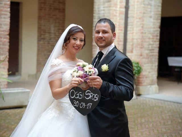 Il matrimonio di Daniele e Valantina a Gubbio, Perugia 25