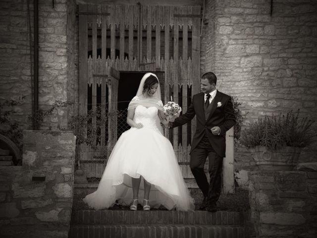 Il matrimonio di Daniele e Valantina a Gubbio, Perugia 26