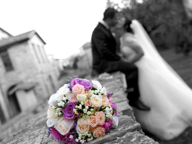 Il matrimonio di Daniele e Valantina a Gubbio, Perugia 27