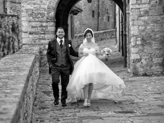 Le nozze di Valantina e Daniele