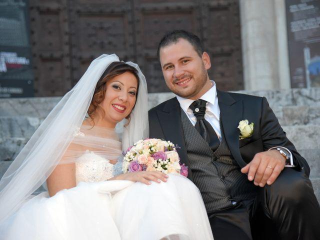 Il matrimonio di Daniele e Valantina a Gubbio, Perugia 31