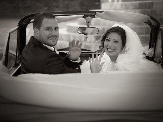 Il matrimonio di Daniele e Valantina a Gubbio, Perugia 32