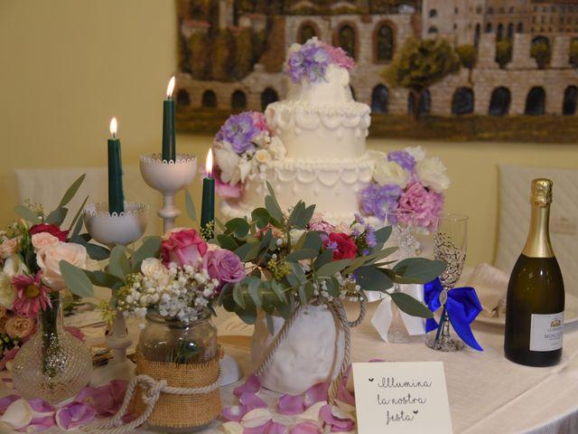 Il matrimonio di Daniele e Valantina a Gubbio, Perugia 44