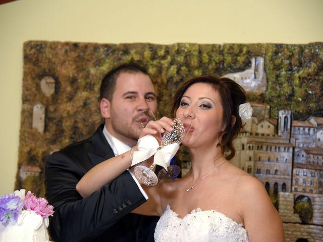 Il matrimonio di Daniele e Valantina a Gubbio, Perugia 45