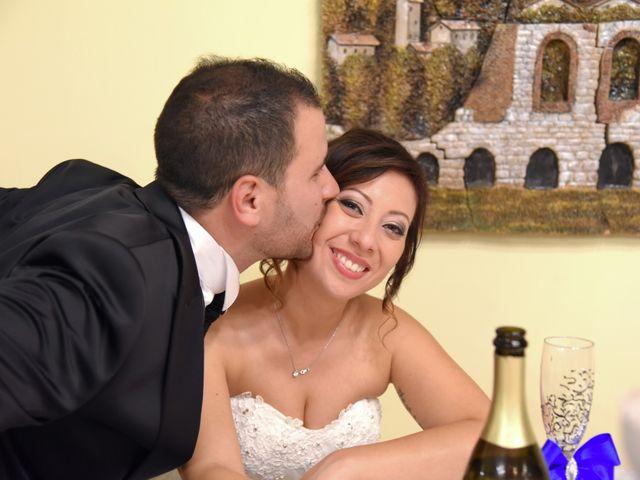 Il matrimonio di Daniele e Valantina a Gubbio, Perugia 46