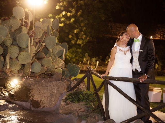 Le nozze di Lea e Salvo