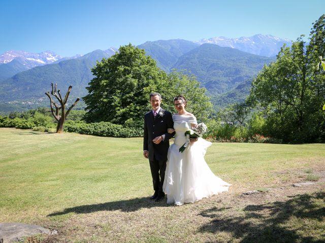 Il matrimonio di Gabriele e Chiara a Susa, Torino 31