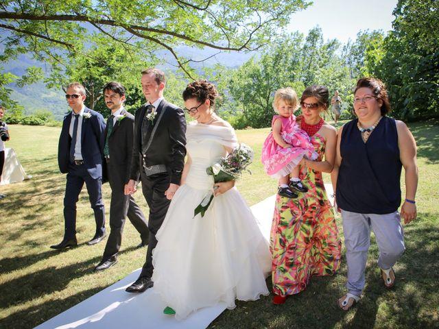 Il matrimonio di Gabriele e Chiara a Susa, Torino 32