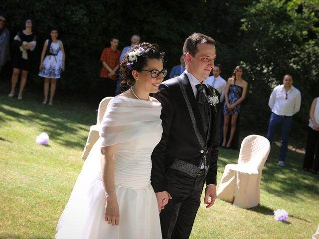 Il matrimonio di Gabriele e Chiara a Susa, Torino 33