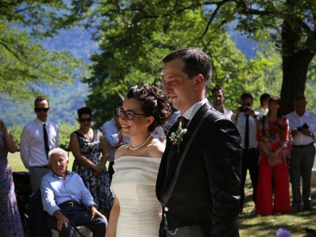 Il matrimonio di Gabriele e Chiara a Susa, Torino 34