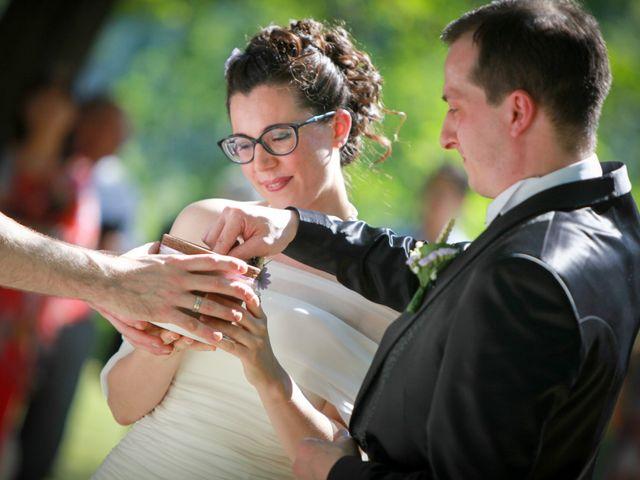 Il matrimonio di Gabriele e Chiara a Susa, Torino 37